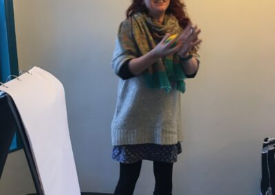 Participant juggling