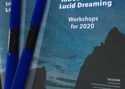 Workshop booklets